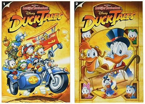 Lustiges Taschenbuch: DuckTales  1+2 (im Schuber)