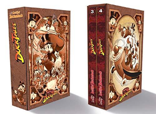 Lustiges Taschenbuch: DuckTales  3+4 (im Schuber)