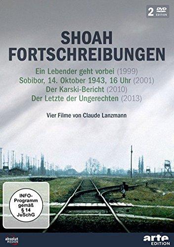 Shoah Fortschreibungen (2 DVDs)