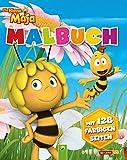 Die Biene Maja - Malbuch mit 128 farbigen Seiten