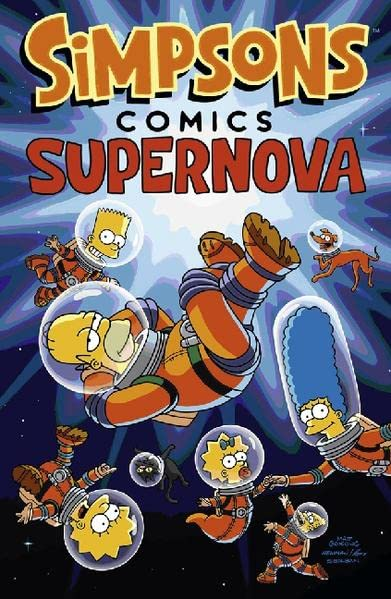 Simpsons Sonderband 22: Supernova (Comic)