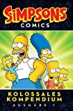 Simpsons Comics - Kolossales Kompendium: Bd. 1