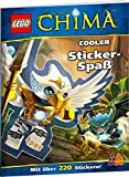 LEGO Legends of Chima: Cooler Sticker-Spaß