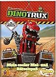 Dinotrux: Mein cooler Mal- und Rätselspaß