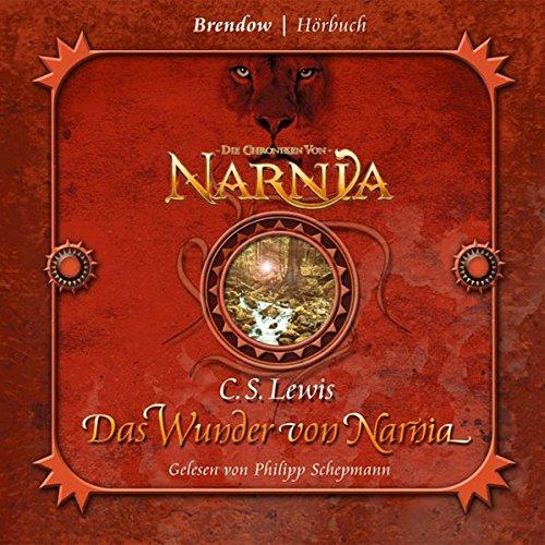 Das Wunder von Narnia, 4 Audio-CDs