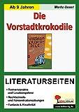 Max von der Grün: 'Die Vorstadtkrokodile' (Literaturseiten)