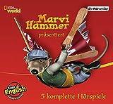 Marvi Hämmer. 5 komplette Hörspiele