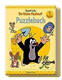 Der kleine Maulwurf - Puzzlebuch.