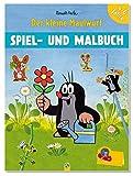 Der kleine Maulwurf - Spiel- und Malbuch.