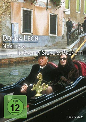 Donna Leon: Nobiltà  / In Sachen Signora Brunetti