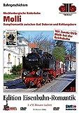 Eisenbahn-Romantik 29. Molli - Dampfromantik zwischen Bad Doberan und Kühlungsborn (2 DVDs)