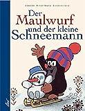 Der Maulwurf und der kleine Schneemann.