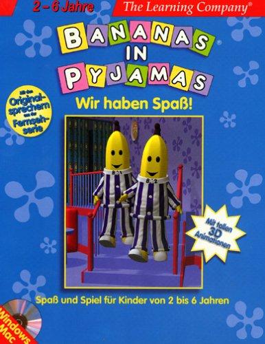Bananas in Pyjamas: