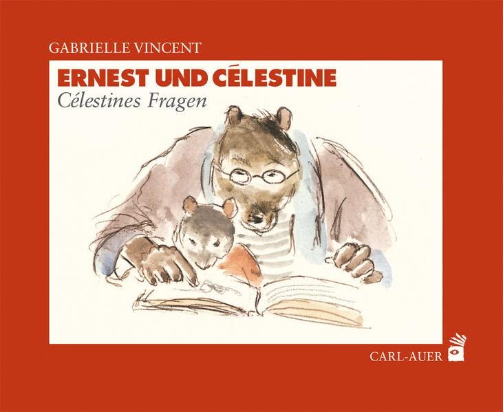 Ernest und Célestine - Célestines Fragen