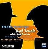 Francis Durbdrige: Paul Temple und der Fall Jonathan. (Kriminalhörspiel)