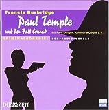 Francis Durbridge: Paul Temple und der Fall Conrad. (Kriminalhörspiel)