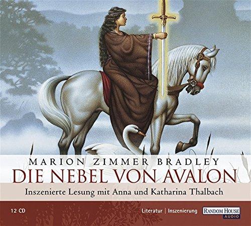 Marion Zimmer Bradley: Die Nebel von Avalon. (Hörbuch, 12 CDs)