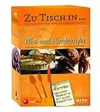 Zu Tisch in... West- und Nordeuropa (5 DVDs)