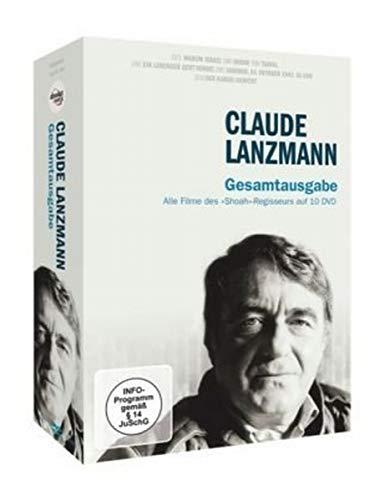 Claude Lanzmann - Gesamtausgabe (10 DVDs)