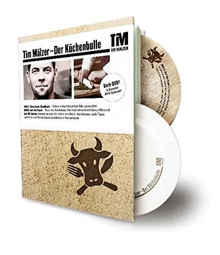 Tim Mälzer - Der Küchenbulle (2 DVDs + Buch)