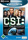 CSI, Crime Scene Investigation (PC CD-Rom)