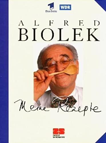Alfred Biolek: Meine Rezepte