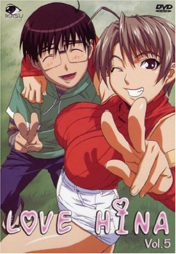 Love Hina, Vol. 5