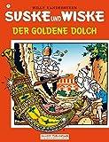 Suske und Wiske 11: Der goldene Dolch (Comic)