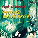 Mumins lange Reise, 1 Audio-CD