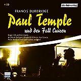 Francis Durbridge: Paul Temple und der Fall Curzon. (Kriminalhörspiel)