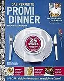 Das perfekte Promi-Dinner: 25 Stars verraten ihre Lieblings-Rezepte.