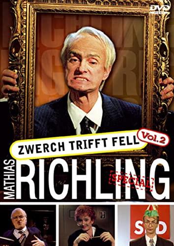 Mathias Richling - Zwerch trifft Fell Vol. 2