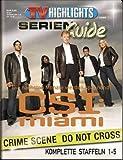 CSI: Miami Serienguide, komplette Staffel 1 - 5