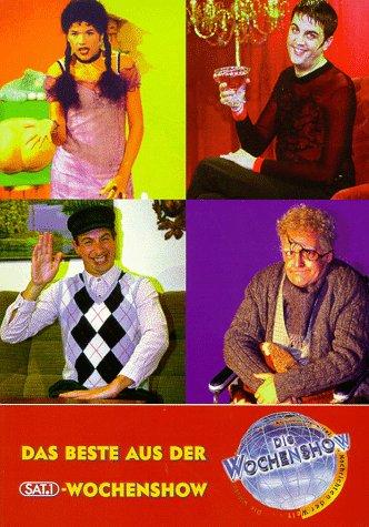 Das Beste aus der SAT.1-Wochenshow. Comedy im King-Size-Format