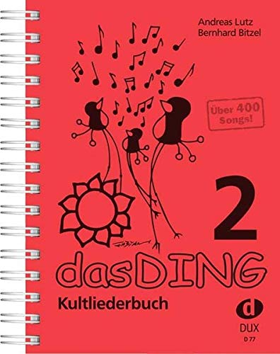 Das Ding - Band 2, Kultliederbuch