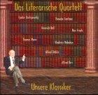 Das Literarische Quartett - Unsere Klassiker. CD.