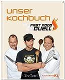 Fast-Food-Duell: Unser Kochbuch