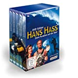 Hans Hass - Dem Paradies auf der Spur (5 DVDs)