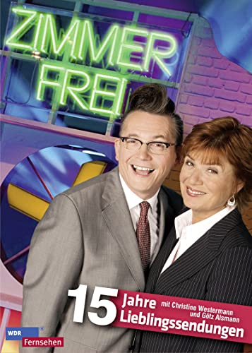 Zimmer frei! 15 Jahre, 15 Lieblingssendungen (5 DVDs)