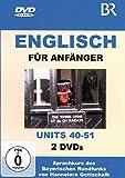 Englisch für Anfänger, Teil 4: Units 40-51 (2 DVDs)