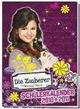 Die Zauberer vom Waverly Place: Schülerkalender 2010/2011