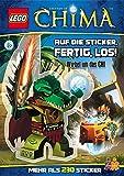 LEGO Legends of Chima: Auf die Sticker, fertig, los! Wirbel um das CHI