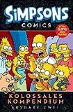 Simpsons Comics - Kolossales Kompendium: Bd. 2