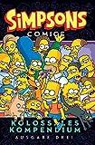 Simpsons Comics - Kolossales Kompendium: Bd. 3
