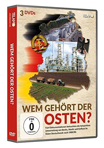 Wem gehört der Osten? (+DVD-Rom) (3 DVDs)