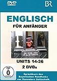 Englisch für Anfänger, Teil 2: Units 14-26 (2 DVDs)
