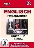 Englisch für Anfänger, Teil 1: Units 1-13 (2 DVDs)
