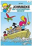 Jommeke  1 - Der Schildkrötenschatz (Comic)