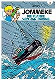 Jommeke  4 - Die Planke von Jan Haring (Comic)