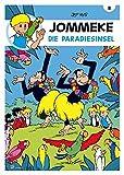 Jommeke 8 - Die Paradiesinsel (Comic)